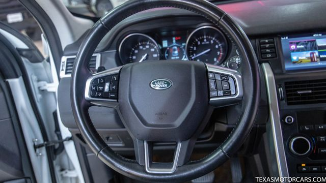 2017 Land Rover Discovery Sport HSE in Addison, Texas 75001