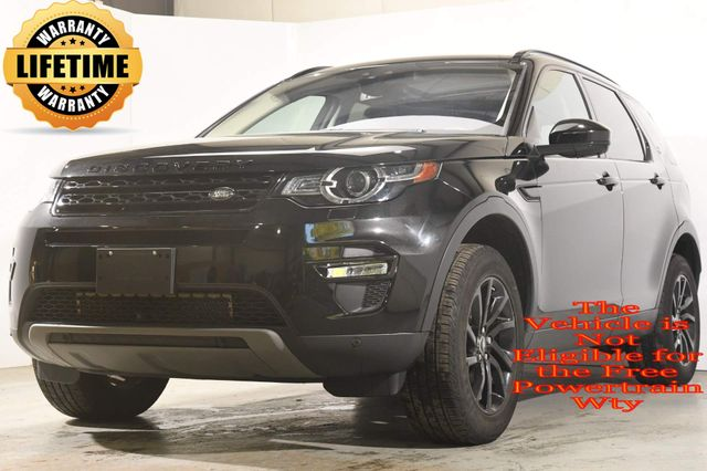 2017 Land Rover Discovery Sport HSE Lux in Branford, CT 06405