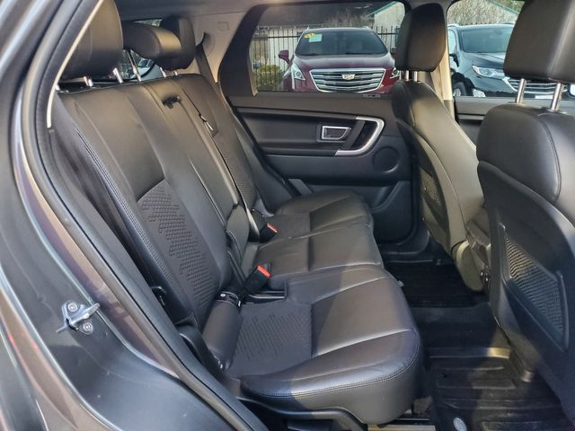 2017 Land Rover Discovery Sport SE in Brownsville, TX 78521