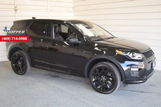 2017 Land Rover Discovery Sport HSE in McKinney Texas, 75070