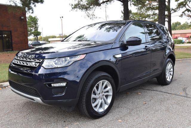 2017 Land Rover Discovery Sport HSE in Memphis, Tennessee 38128
