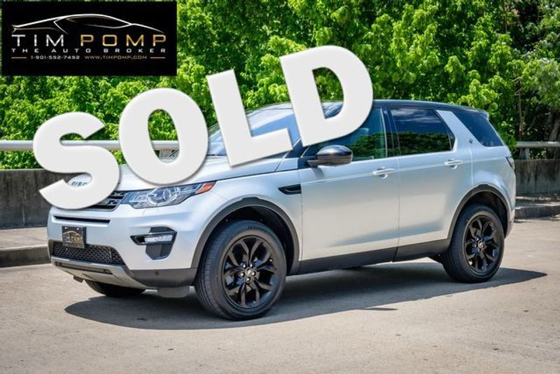 2017 Land Rover Discovery Sport HSE | Memphis, Tennessee | Tim Pomp - The Auto Broker in Memphis Tennessee