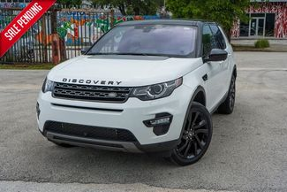 2017 Land Rover Discovery Sport HSE Luxury in Miami, FL 33127