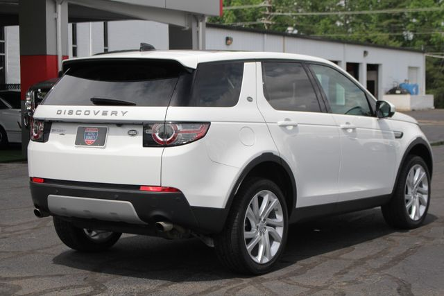 2017 Land Rover Discovery Sport HSE 4WD - NAV - PANO ROOF - BLIND SPOT! Mooresville , NC 25