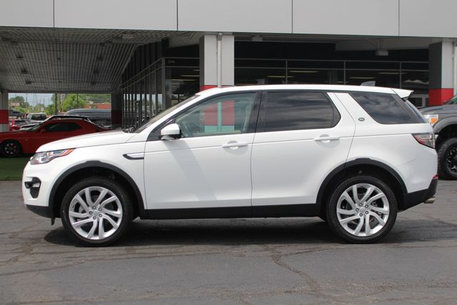 2017 Land Rover Discovery Sport HSE 4WD - NAV - PANO ROOF - BLIND SPOT! Mooresville , NC 16