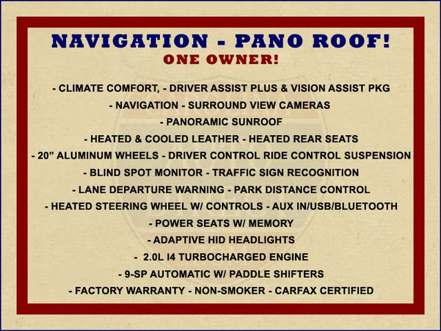 2017 Land Rover Discovery Sport HSE 4WD - NAV - PANO ROOF - BLIND SPOT! Mooresville , NC 1