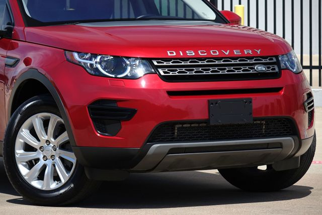 2017 Land Rover Discovery Sport Meridian * NAV * Climate Comfort Pkg * LANE DEPART Plano, Texas 18