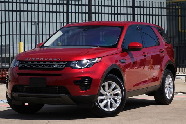 2017 Land Rover Discovery Sport Meridian * NAV * Climate Comfort Pkg * LANE DEPART Plano, Texas 1