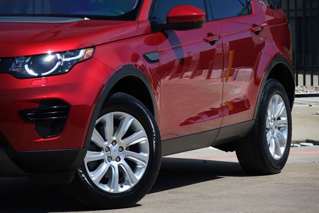 2017 Land Rover Discovery Sport Meridian * NAV * Climate Comfort Pkg * LANE DEPART Plano, Texas 21