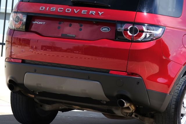 2017 Land Rover Discovery Sport Meridian * NAV * Climate Comfort Pkg * LANE DEPART Plano, Texas 24