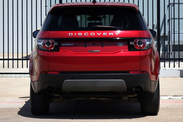 2017 Land Rover Discovery Sport Meridian * NAV * Climate Comfort Pkg * LANE DEPART Plano, Texas 7