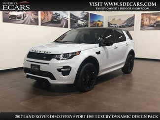 2017 Land Rover Discovery Sport HSE Luxury in San Diego, CA 92126