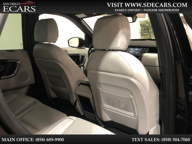 2017 Land Rover Discovery Sport HSE in San Diego, CA 92126