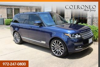2017 Land Rover Range Rover Autobiography in Addison, TX 75001