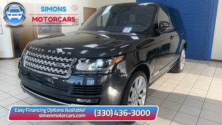 2017 Land Rover Range Rover SUPERCHARGED in Akron, OH 44320