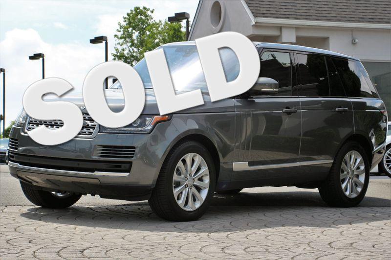 2017 Land Rover Range Rover HSE Td6 in Alexandria VA