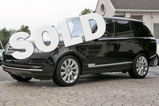 2017 Land Rover Range Rover V8 Supercharged in Alexandria VA
