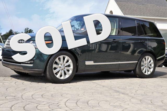 2017 Land Rover Range Rover HSE Td6 Diesel in Alexandria VA