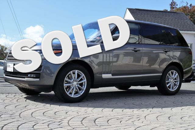 2017 Land Rover Range Rover V6 Supercharged in Alexandria VA