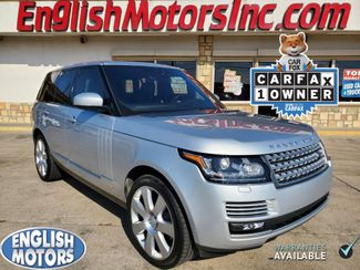 2017 Land Rover Range Rover in Brownsville, TX 78521