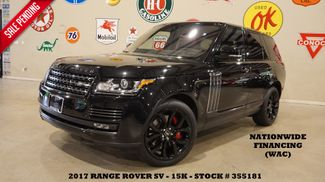 2017 Land Rover Range Rover SV Autobiography Dynamic MSRP 172K,15K in Carrollton, TX 75006