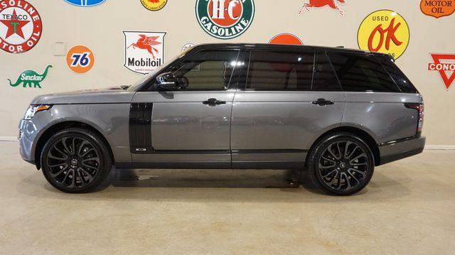 2017 Land Rover Range Rover LWB MSRP 126K,PANO ROOF,360 CAM,HTD/COOL LTH,39K
