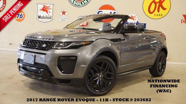 2017 Land Rover Range Rover Evoque HSE Dynamic CONV. NAV,HTD LTH,20'S,11K in Carrollton, TX 75006