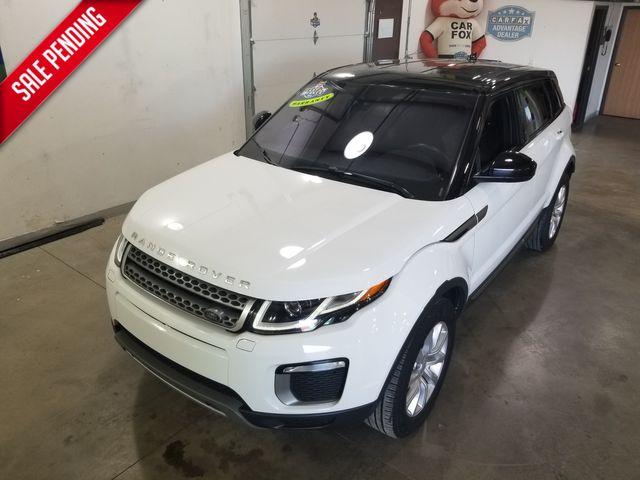 2017 Land Rover Range Rover Evoque SE AWD All Wheel Drive
