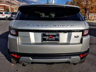 2017 Land Rover Range Rover Evoque SE LINDON, UT 7