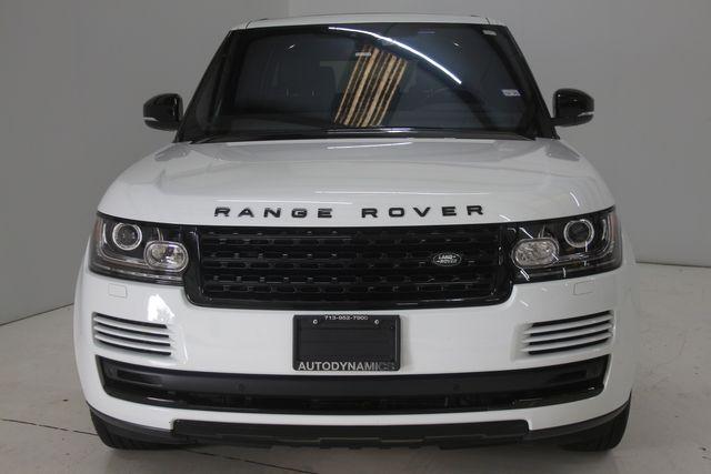 2017 Land Rover Range Rover HSE HSE Houston, Texas 2
