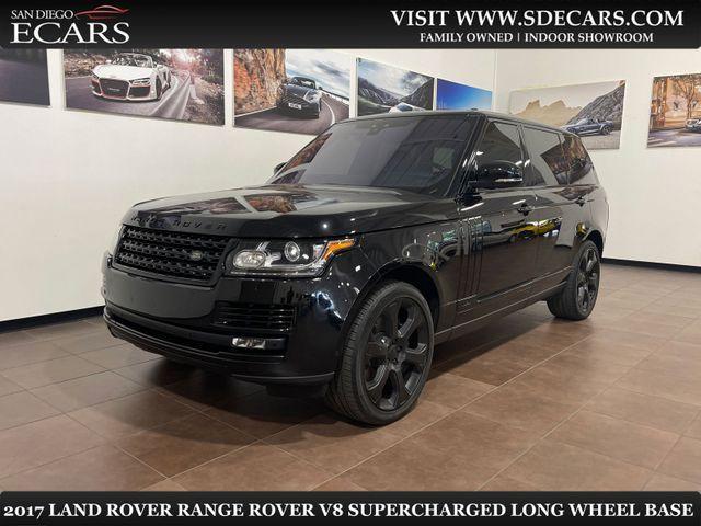 2017 Land Rover Range Rover LWB in San Diego, CA 92126