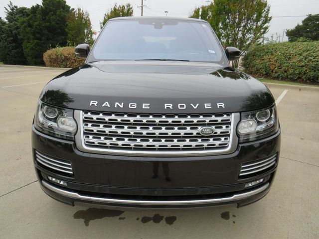 2017 Land Rover Range Rover 5.0L V8 Supercharged Autobiography in McKinney, Texas 75070