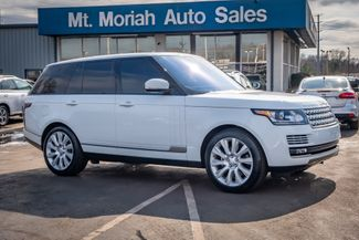 2017 Land Rover Range Rover 5.0L V8 Supercharged in Memphis, Tennessee 38115