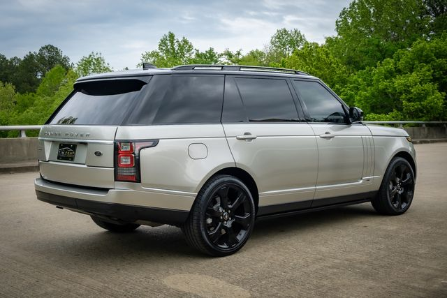 2017 Land Rover Range Rover V8 SUPERCHARGED LWB in Memphis, TN 38115