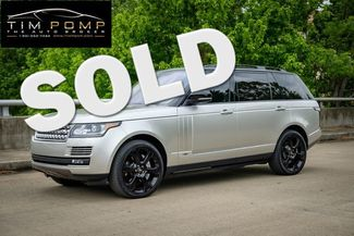 2017 Land Rover Range Rover V8 SUPERCHARGED LWB | Memphis, Tennessee | Tim Pomp - The Auto Broker in  Tennessee