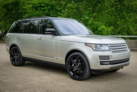 2017 Land Rover Range Rover V8 SUPERCHARGED LWB | Memphis, Tennessee | Tim Pomp - The Auto Broker in Memphis, Tennessee