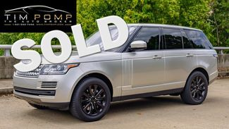 2017 Land Rover Range Rover in Memphis Tennessee