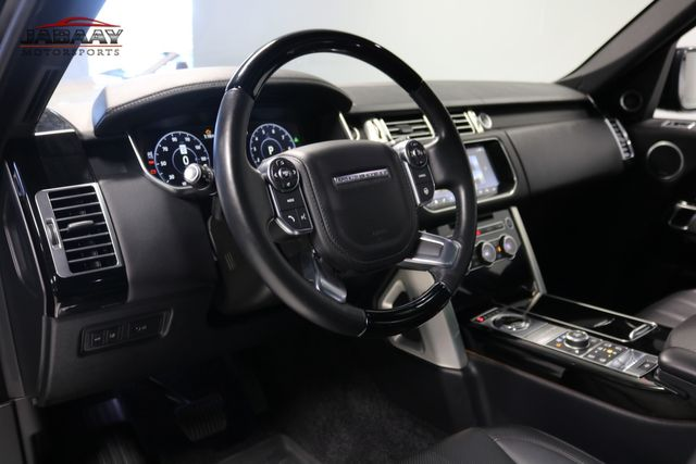 2017 Land Rover Range Rover HSE Merrillville, Indiana 9