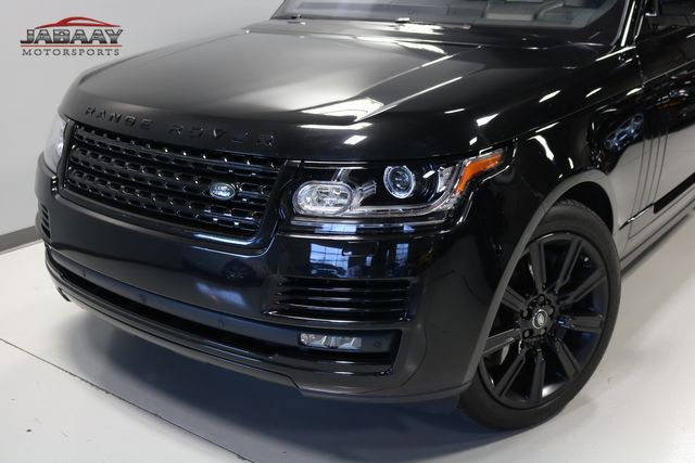 2017 Land Rover Range Rover HSE Merrillville, Indiana 31