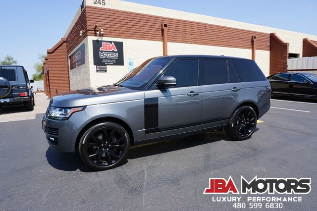 2017 Land Rover Range Rover HSE Full Size 4WD SUV Supercharged in Mesa, AZ 85202