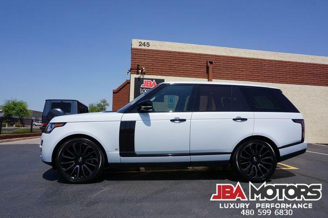 2017 Land Rover Range Rover HSE Full Size in Mesa, AZ 85202