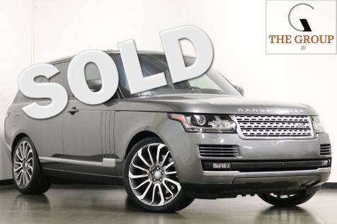 2017 Land Rover Range Rover Supercharged in Mansfield