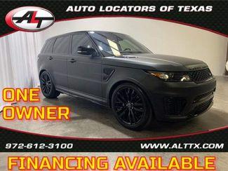 2017 Land Rover Range Rover Sport SVR in Plano, TX 75093