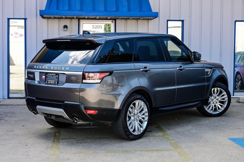 2017 Land Rover Range Rover SPORT 3.0L TURBO V6/HSE/CLIMATE+VISION PKG/NICE in Rowlett, Texas