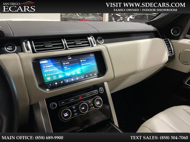 2017 Land Rover Range Rover HSE in San Diego, CA 92126