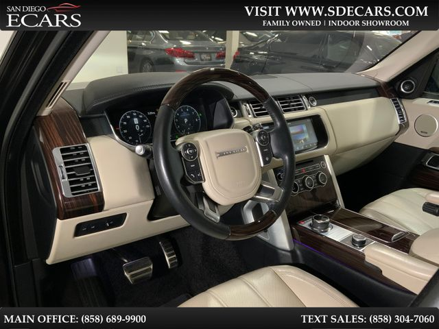 2017 Land Rover Range Rover LWB V8 Supercharged in San Diego, CA 92126