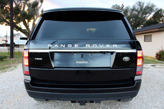2017 Land Rover Range Rover HSE Sealy, Texas 15