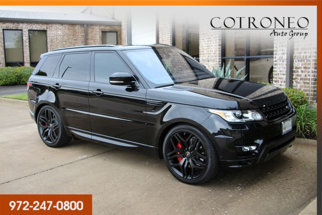 2017 Land Rover Range Rover Sport HSE Dynamic 4WD