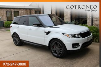 2017 Land Rover Range Rover Sport V8 SC Dynamic in Addison, TX 75001