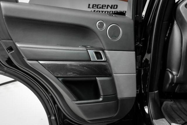 2017 Land Rover Range Rover Sport SVR in Carrollton, TX 75006